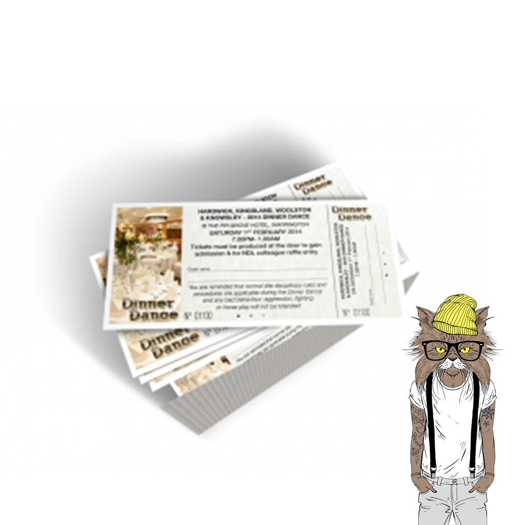 Tickets Design